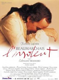 Beaumarchais the Scoundrel poster