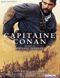 Hauptmann Conan und die Wölfe des Krieges poster