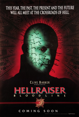 Hellraiser: Bloodline 3307x4900