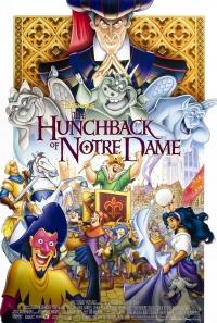 Notre Damen Kellonsoittaja poster