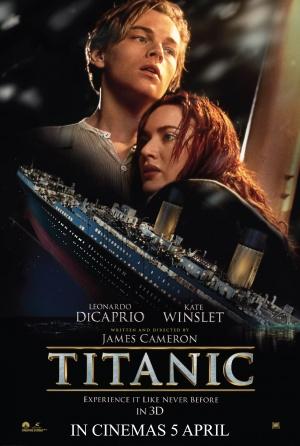 Titanic 2301x3419