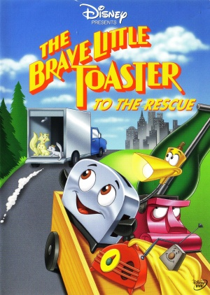 The Brave Little Toaster to the Rescue 2031x2857
