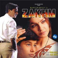 Zakhm poster