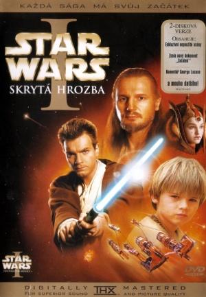 Star Wars: Episodio I - La amenaza fantasma 1578x2278
