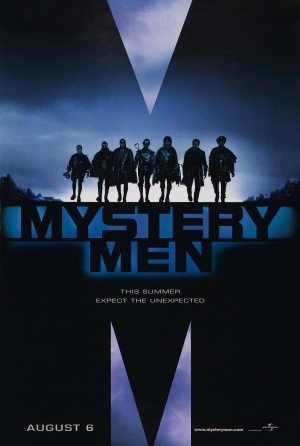 Mystery Men Advance poster
