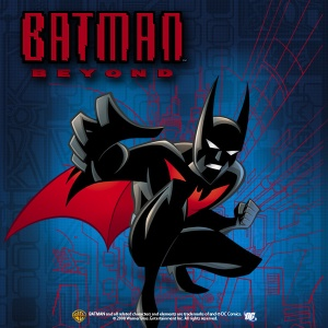 Batman Beyond 600x600