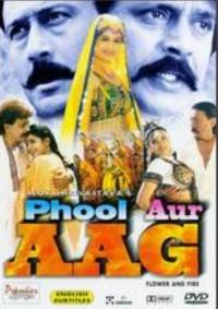 Phool Aur Aag poster