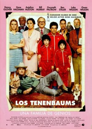 The Royal Tenenbaums 3331x4665