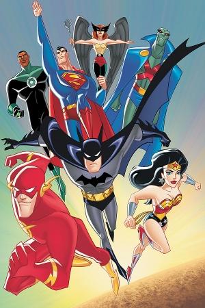 Justice League 900x1350