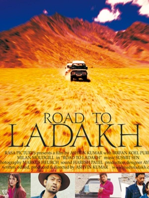 Road to Ladakh Poster
