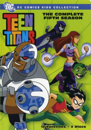Teen Titans 1531x2169