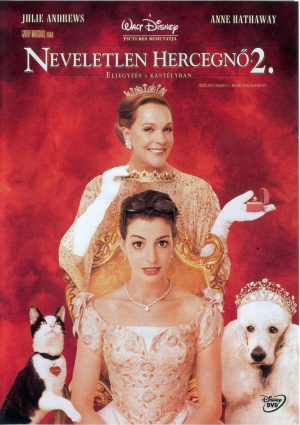 The Princess Diaries 2: Royal Engagement 1530x2169