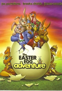 The Easter Egg Adventure poster