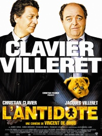 L'antidote poster
