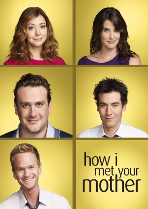 How I Met Your Mother 2381x3368
