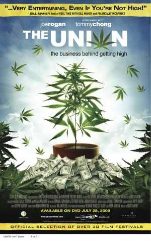 The Union: The Business Behind Getting High 1651x2625