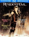Resident Evil: Extinction Cover