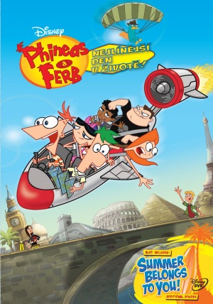 Phineas and Ferb 1200x1710