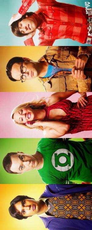 The Big Bang Theory 512x1280