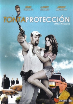 Witless Protection Dvd cover