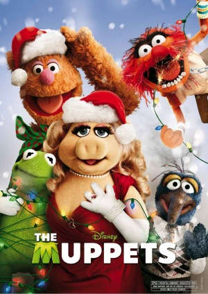 The Muppets 1110x1570