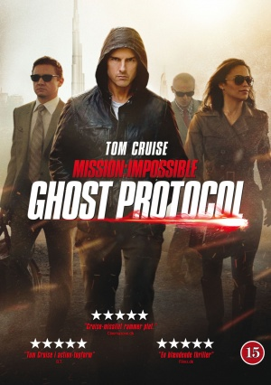 Mission: Impossible - Ghost Protocol 1530x2175