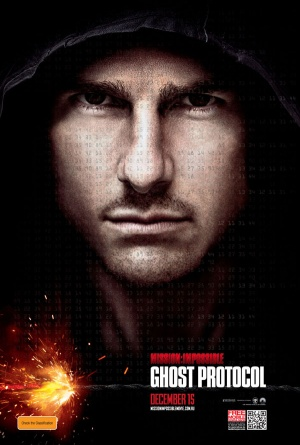 Mission: Impossible - Ghost Protocol 600x889