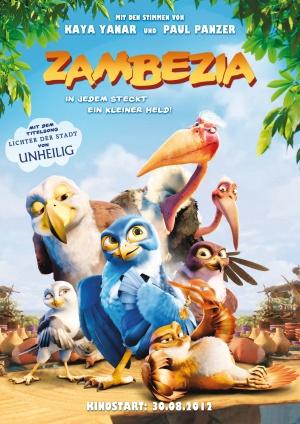 Zambezia - In jedem steckt ein kleiner Held 1555x2200
