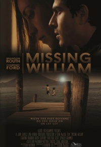 Missing William poster