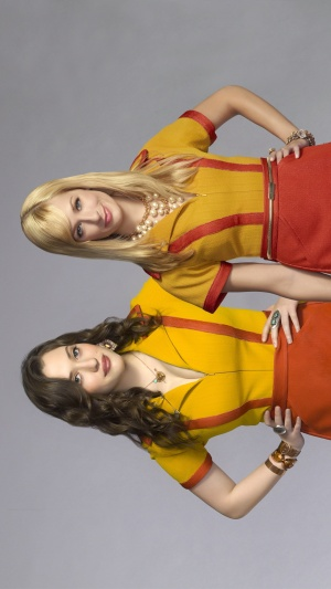 2 Broke Girls 1080x1920