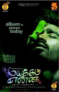 Mayakkam Enna poster