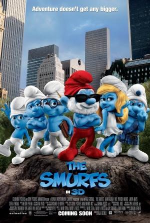 The Smurfs 2025x3000