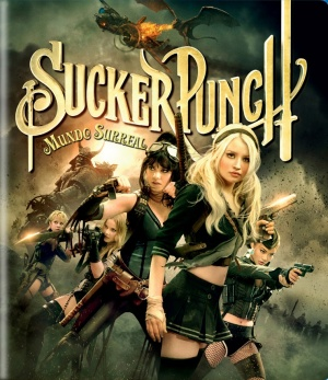Sucker Punch Blu-ray cover