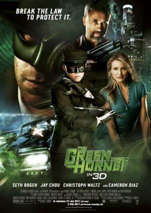 The Green Hornet 509x720