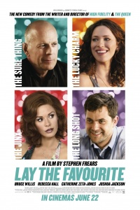 Lay the Favorite poster