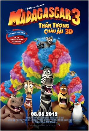 Madagascar 3: Europe's Most Wanted 1977x2912