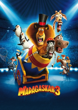 Madagascar 3: Europe's Most Wanted 2480x3508