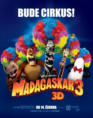Madagascar 3: Europe's Most Wanted 3947x5000