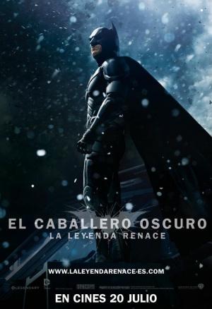 Batman: El caballero de la noche asciende 658x960