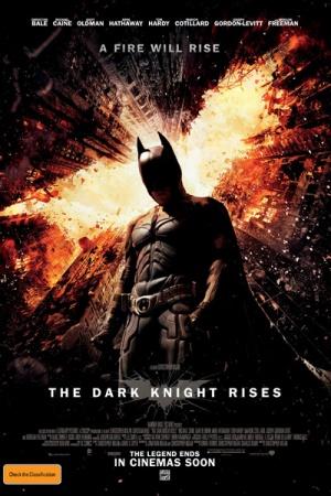 Batman: El caballero de la noche asciende 400x600