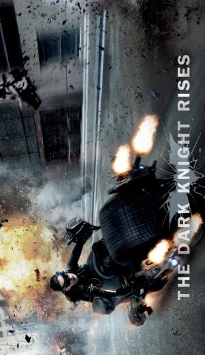 Batman: El caballero de la noche asciende 2898x5000