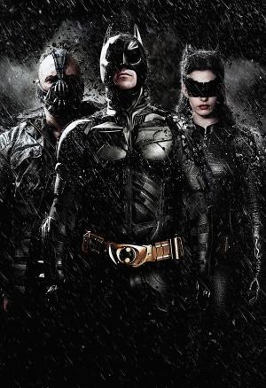 Batman: El caballero de la noche asciende 3423x5000