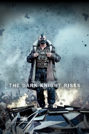 The Dark Knight Rises 640x960