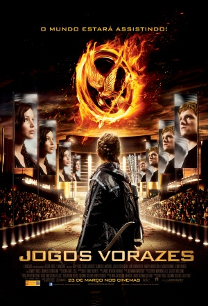 The Hunger Games Poster