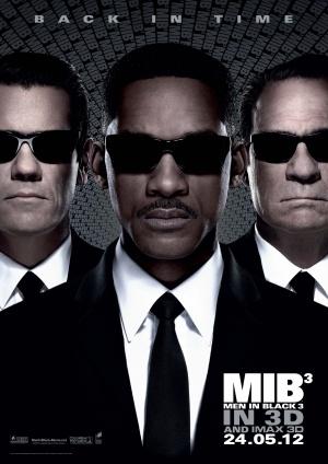 Men in Black 3 2480x3508