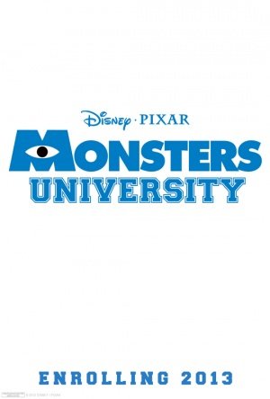 Monsters University 540x800
