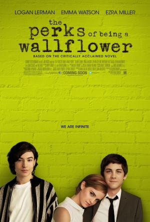 The Perks of Being a Wallflower 1707x2522