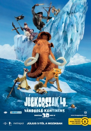 Ice Age 4 - Voll verschoben 600x865