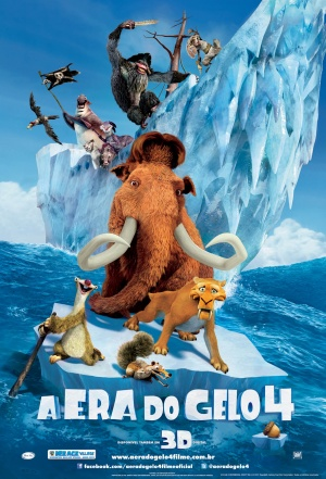 Ice Age 4 - Voll verschoben 1206x1772
