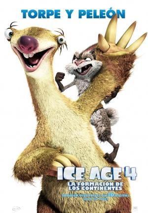 Ice Age 4 - Voll verschoben 1654x2372